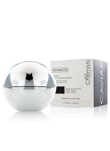Advanced Caviar Night Moisturiser 50 Ml Gece Kremi-Skin Chemist
